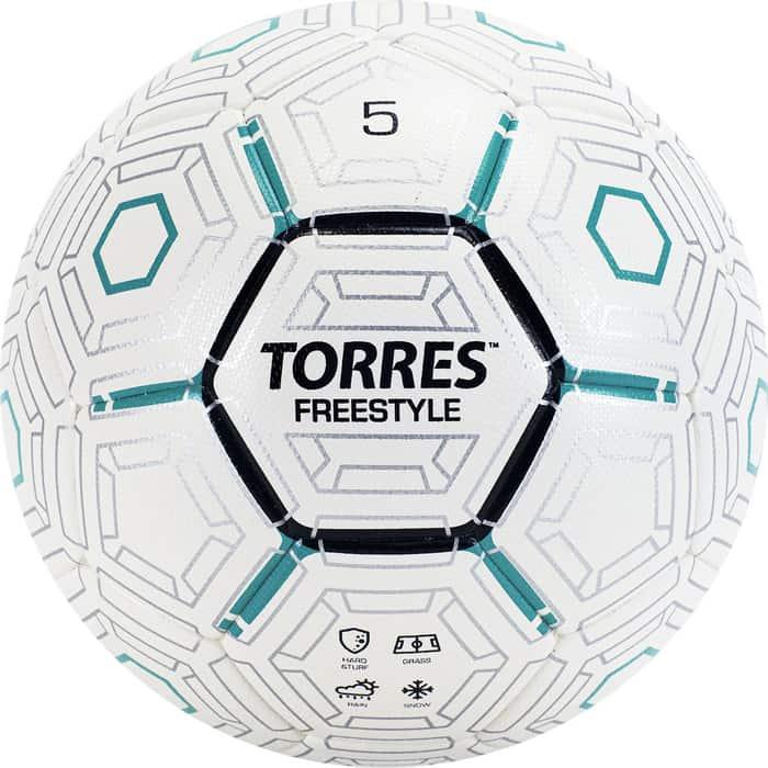 Мяч футбольный Torres Freestyle размер 5 арт. F320135