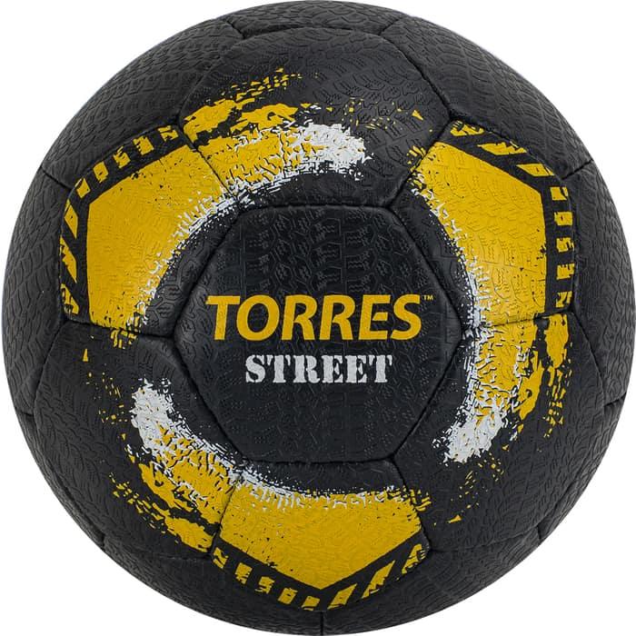 Мяч футбольный Torres Street размер 5 арт. F020225 мяч torres t pro футбольный арт f320995 размер 5