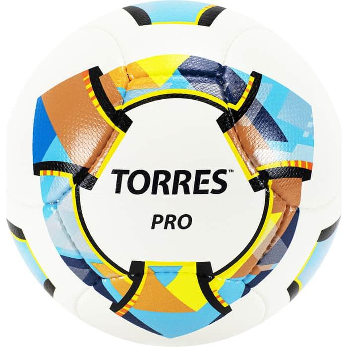 Мяч футбольный Torres Pro размер 5 арт. F320015 мяч torres t pro футбольный арт f320995 размер 5