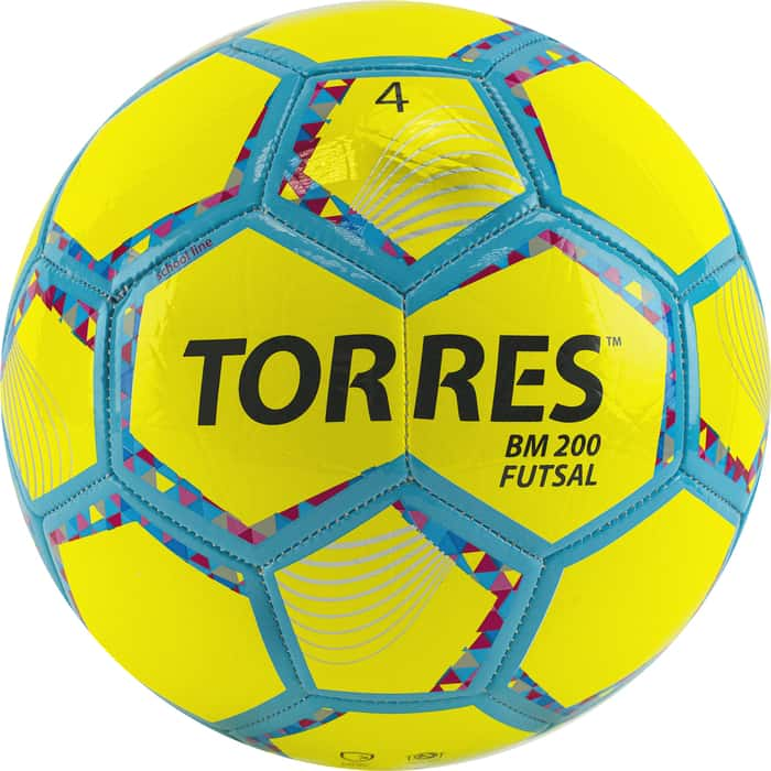 Мяч футзальный Torres Futsal BM 200 размер 4 арт. FS32054