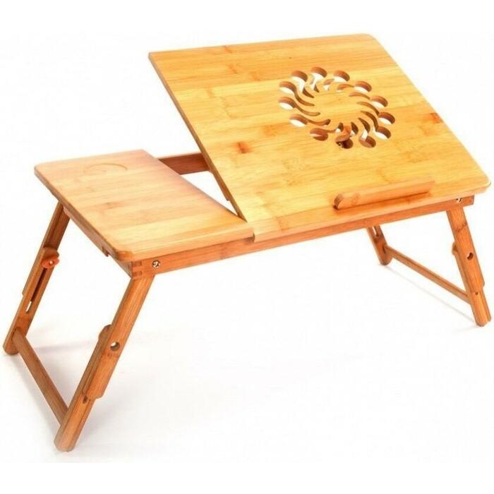 Bradex Столик-трансформер для ноутбука, планшета и завтрака в постели