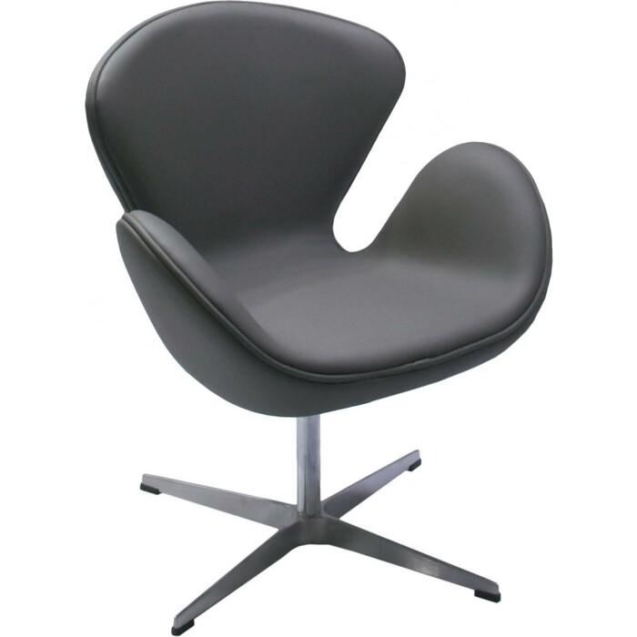 Кресло Bradex Swan chair серый