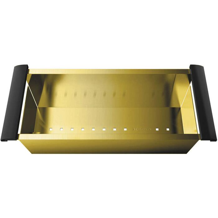 Коландер Omoikiri CO-02 LG светлое золото (4999004)