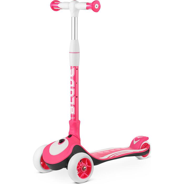 Трехколесный самокат Blade Sport V2 pink/white