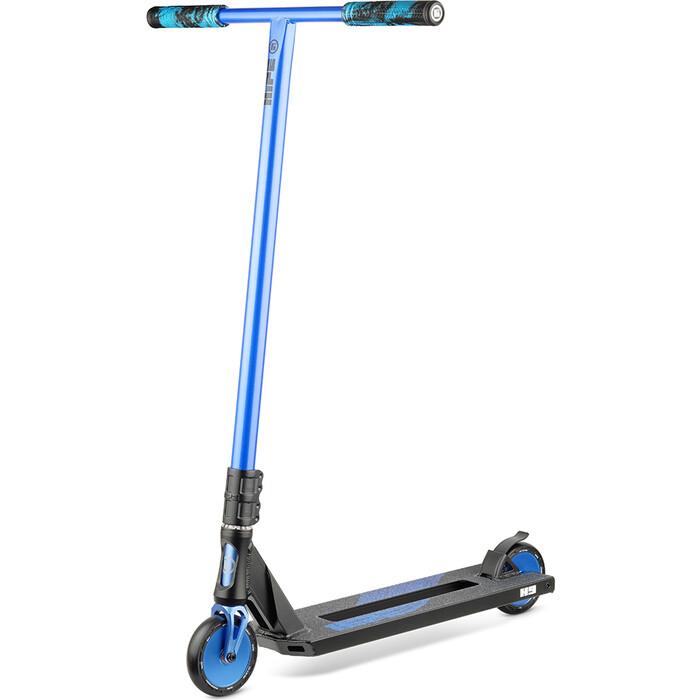 Трюковый самокат Hipe H9 black/blue 2021