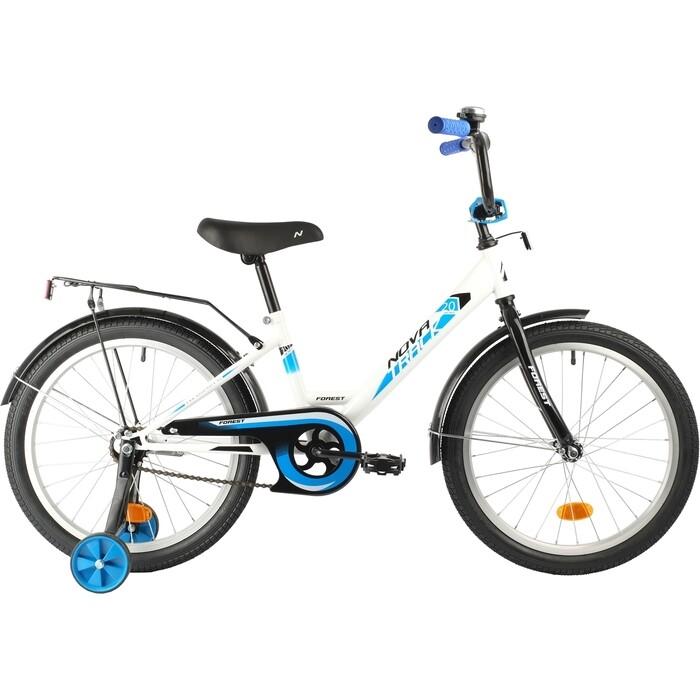 Велосипед NOVATRACK 20 FOREST белый