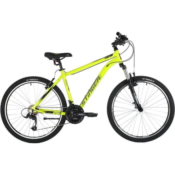 Велосипед Stinger 26 ELEMENT STD 18 зеленый