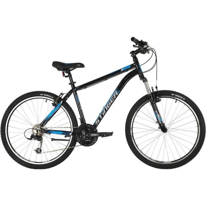 Велосипед Stinger 26 ELEMENT STD 18 черный