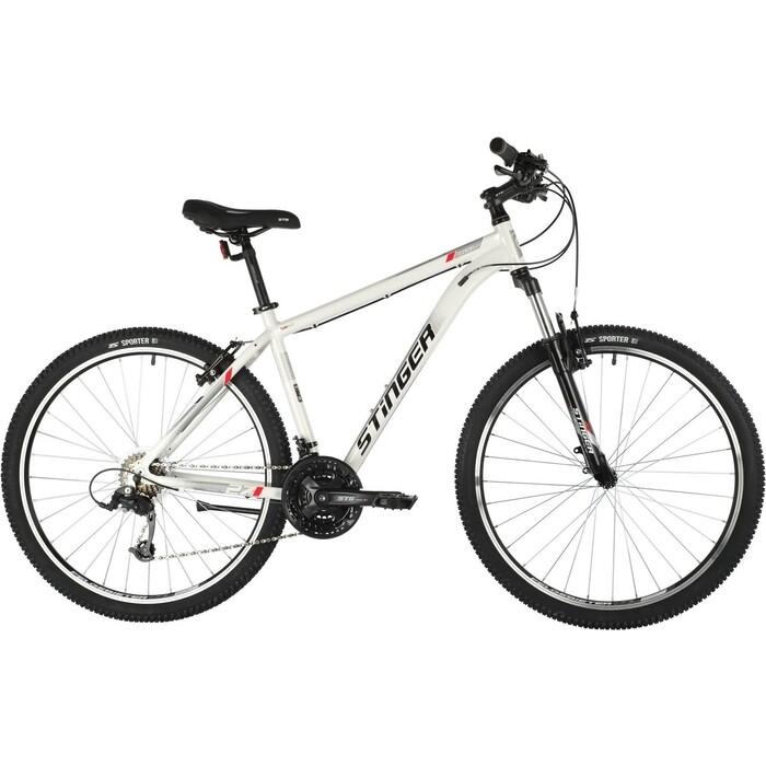 Велосипед Stinger 27.5 ELEMENT STD 20 белый