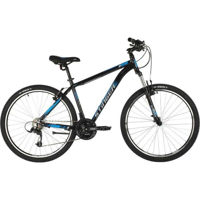 Велосипед Stinger 27.5 ELEMENT STD 16 черный