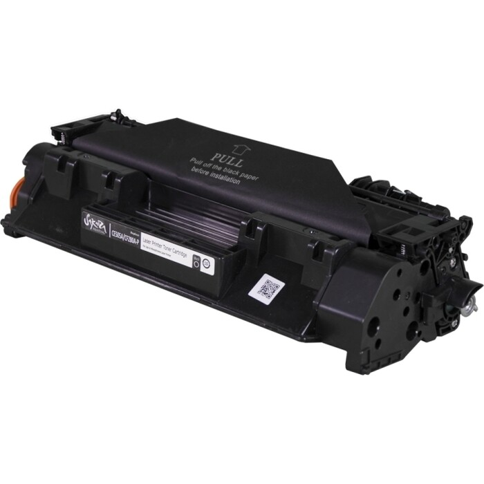 Картридж Sakura CE505A/CF280A-P черный, 2700 к.