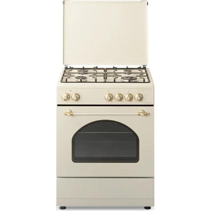 Комбинированная плита LuxDorf F65MO45150