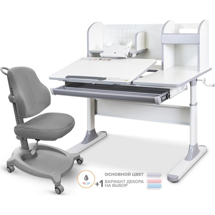 Комплект Mealux Vancouver multicolor + ErgoKids GT Y-402 G ortopedic BD-620 W/MC