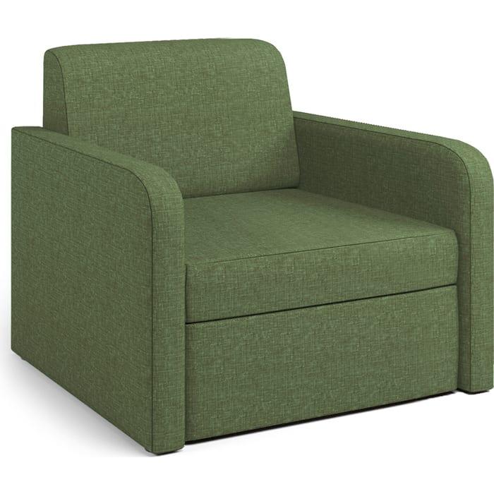 Шарм-Дизайн Кресло-кровать Бит зеленый