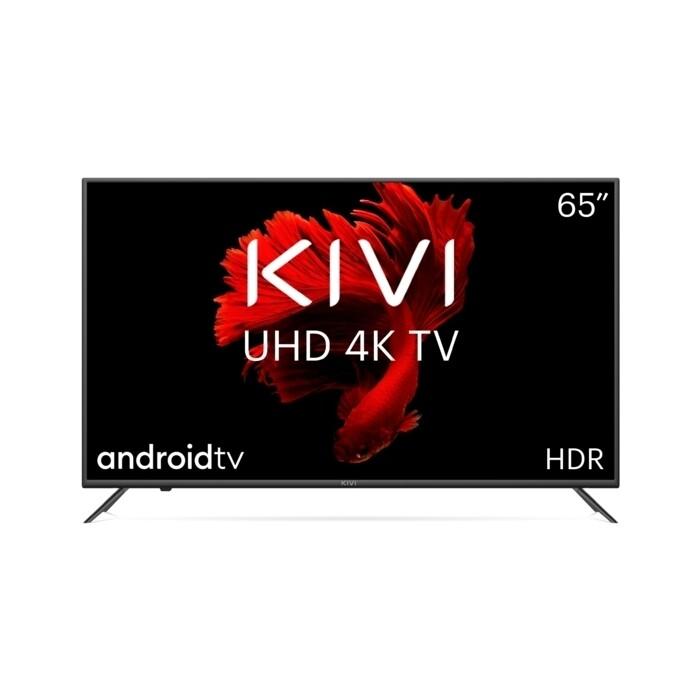 Фото - LED Телевизор Kivi 65U710KB led телевизор kivi 55u710kb