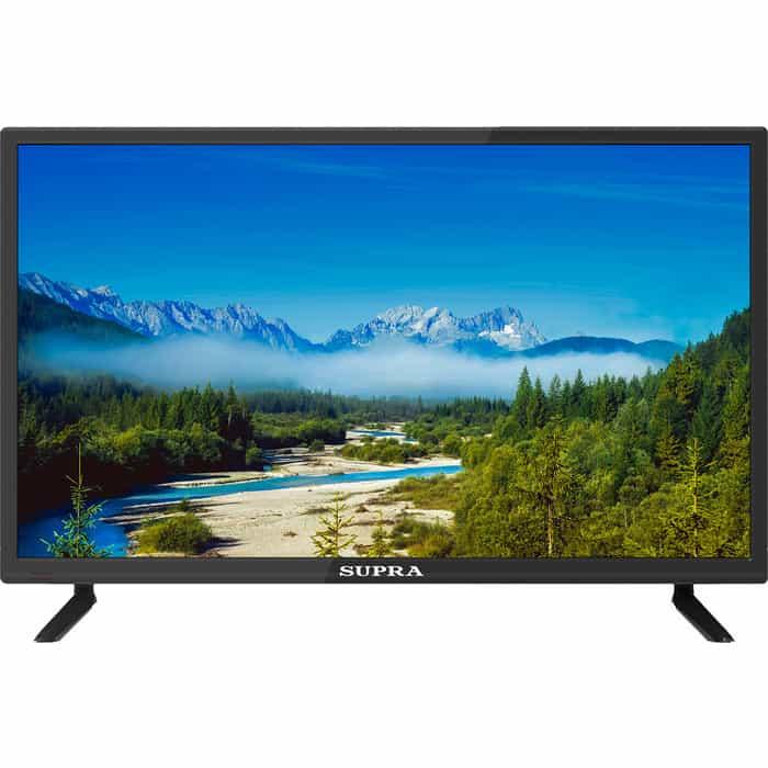 Фото - LED Телевизор Supra STV-LC24LT0045W телевизор supra 40 stv lc40lt0055f