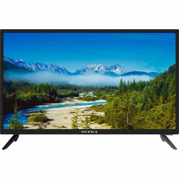 Фото - LED Телевизор Supra STV-LC32LT0045W телевизор supra 40 stv lc40lt0055f