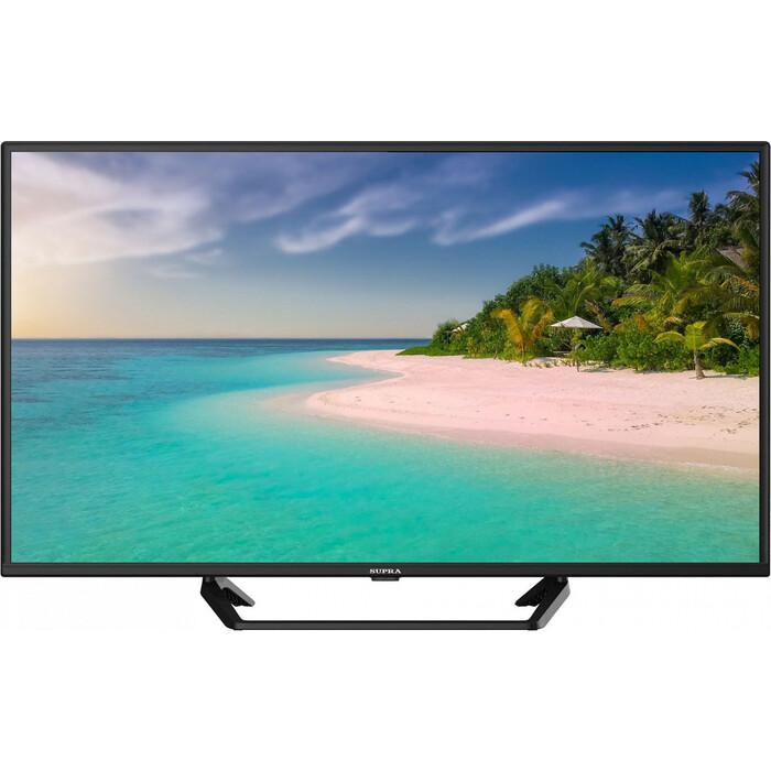 Фото - LED Телевизор Supra STV-LC43ST0055F телевизор supra 40 stv lc40lt0055f