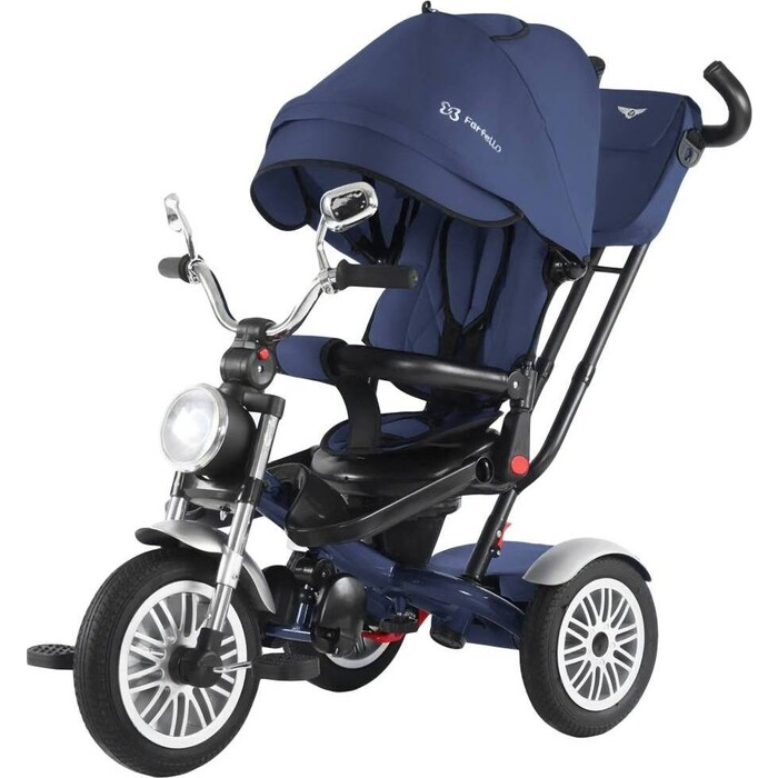 Трехколесный велосипед Farfello YLT-6189 Синий
