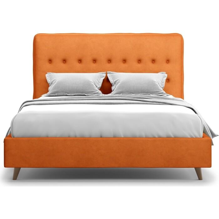 Кровать Агат Bergamo 160 Lux Velutto 27