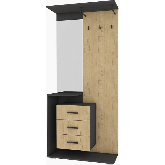 Вешалка Это мебель Эстет ПМ-343.01 тип-1
