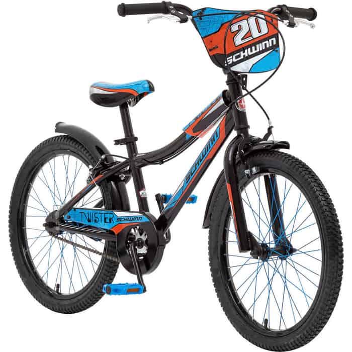 Велосипед Schwinn Twister велосипед детский Black 20
