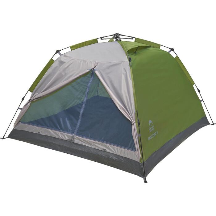 Палатка трехместная Jungle Camp Easy Tent 3, автоматическая