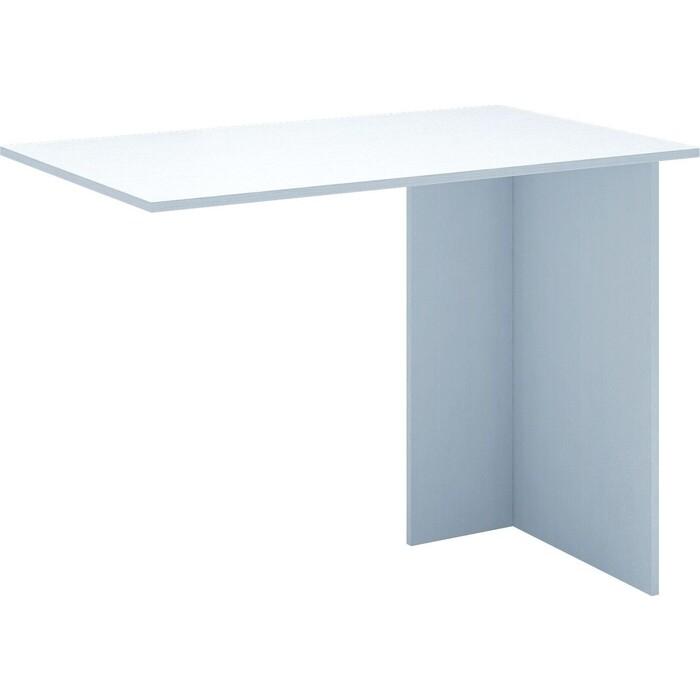 Стол Мастер Прайм-10 белый МСТ-МСП-10-БТ-16 стол для двоих мастер стол для двоих прайм 86 белый стл прайм 86 бт