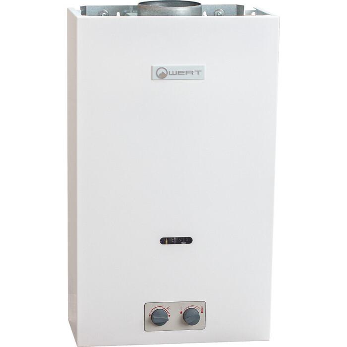 Газовый проточный водонагреватель Wert 13Р Белый