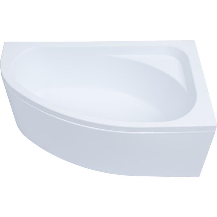 Акриловая ванна Aquanet Mia 140x80 R правая с каркасом и панелью (246887, 246498)
