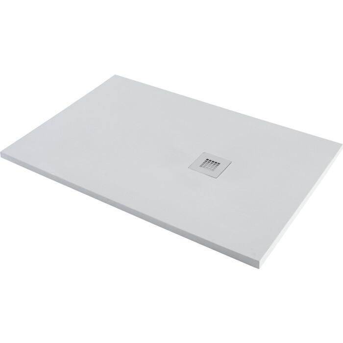 Душевой поддон Aquanet Pleasure 120x80 серый камень (258876)