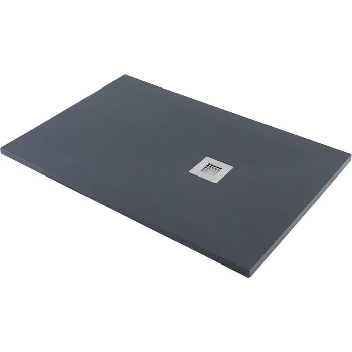 Душевой поддон Aquanet Pleasure 140x90 черный камень (258893)