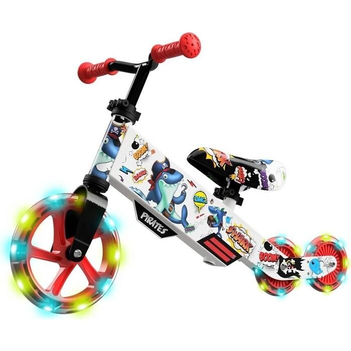 Беговел-трансформер Small Rider Turbo Bike (Красный)