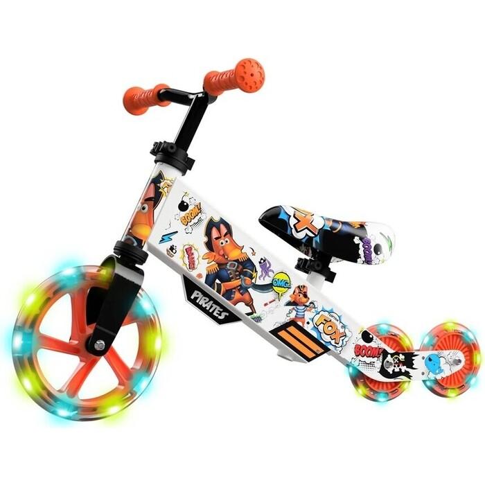 Беговел-трансформер Small Rider Turbo Bike (Оранжевый)