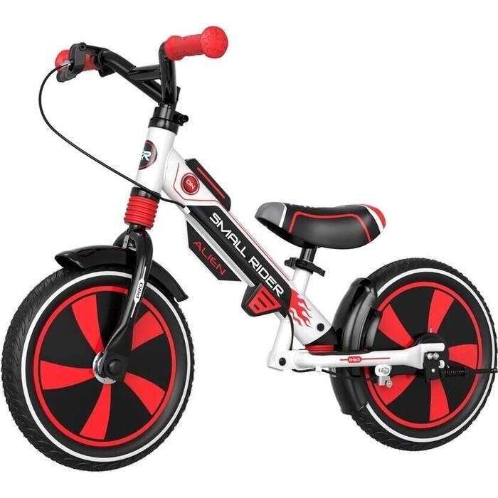 Беговел Small Rider Roadster Pro (AIR, красный, 2021)