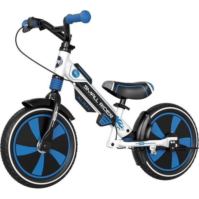 Беговел Small Rider Roadster Pro (AIR, синий, 2021)