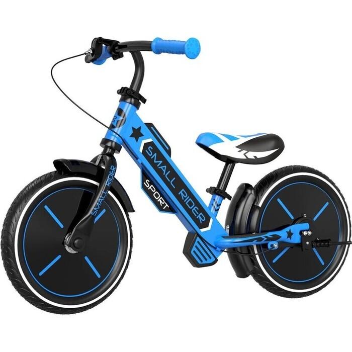 Беговел Small Rider Roadster Sport (AIR, синий, 2021)
