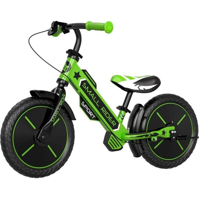 Беговел Small Rider Roadster Sport (EVA, зеленый, 2021)