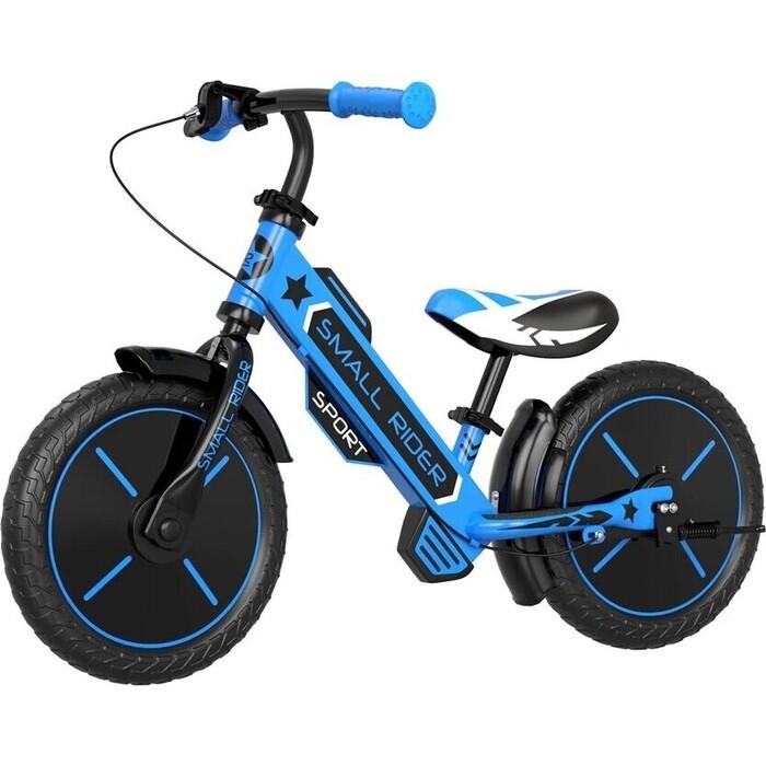Беговел Small Rider Roadster Sport (EVA, синий, 2021)