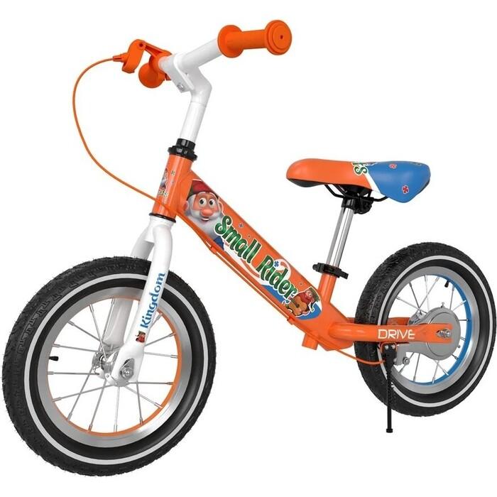 Беговел Small Rider Drive 3 AIR (Оранжевый)