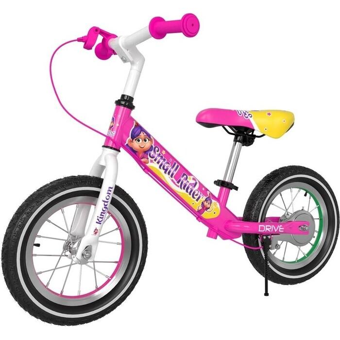 Беговел Small Rider Drive 3 AIR (Розовый)