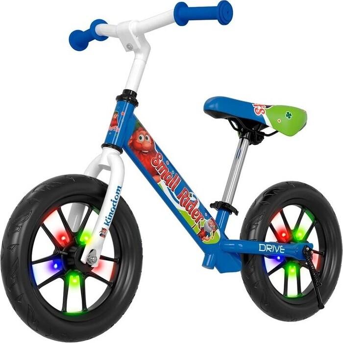 Беговел Small Rider Drive 3 Flash (Синий)