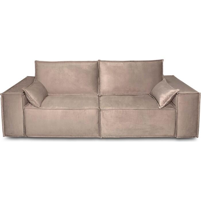 Диван-кровать DИВАН Сан-Ремо бежевый Verona 724 Latte 80358428
