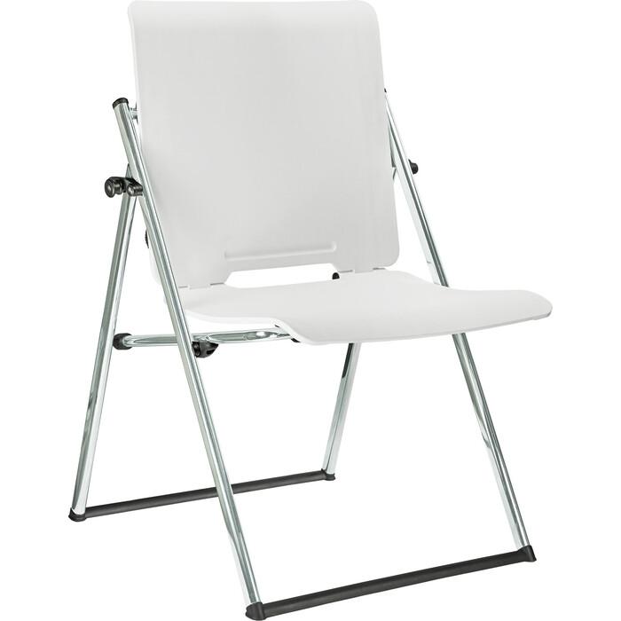 Кресло-трансформер Riva Chair RCH 1821 белый пластик хром
