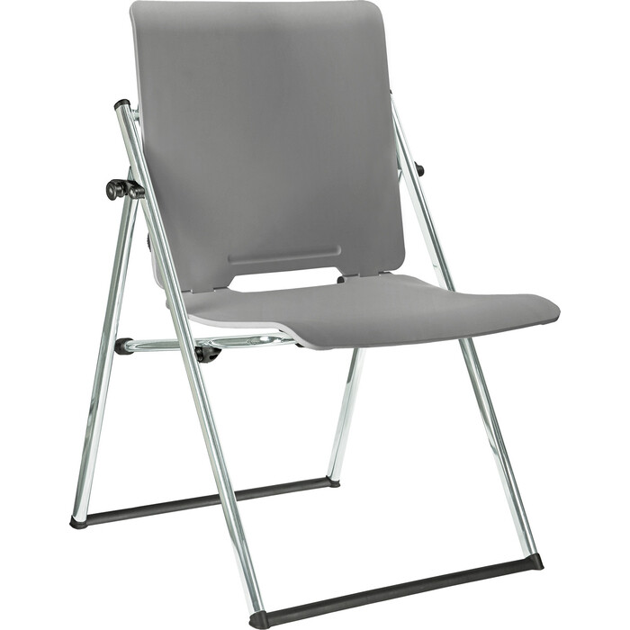 Кресло-трансформер Riva Chair RCH 1821 серый пластик хром