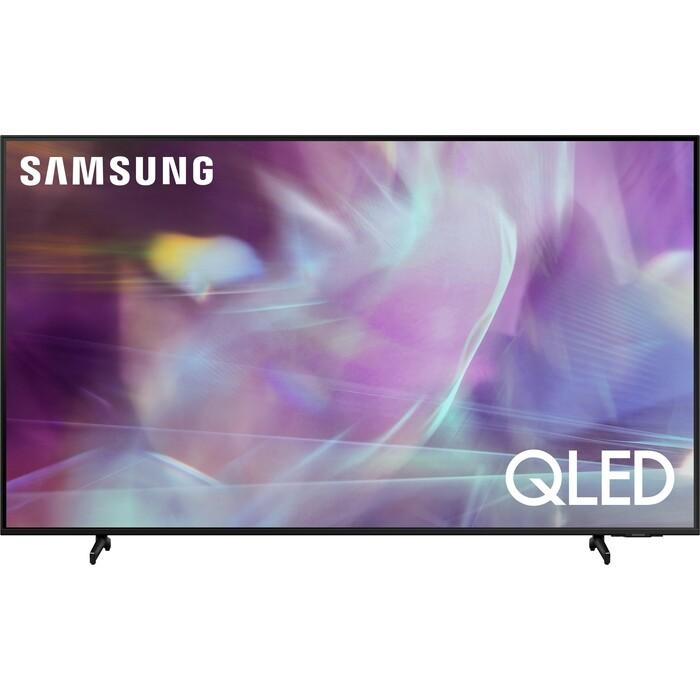 Фото - QLED Телевизор Samsung QE75Q60AAU телевизор samsung ue32t4510auxru
