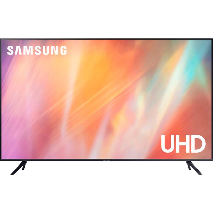 Фото - LED Телевизор Samsung UE50AU7100U телевизор samsung ue50au7100u 49 5 2021 черный