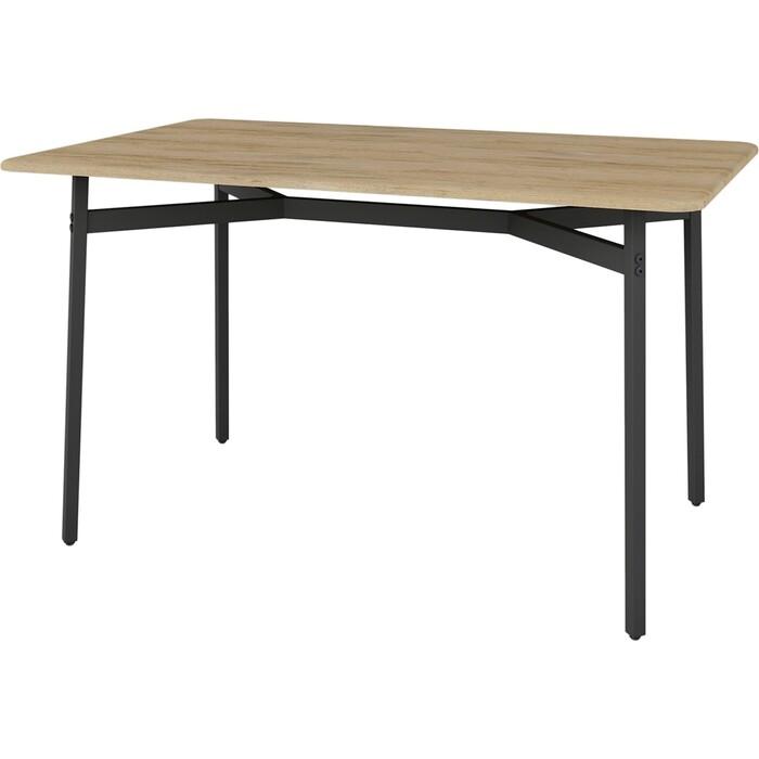 Стол обеденный Калифорния мебель Кросс дуб сонома