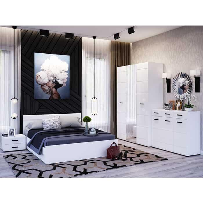 Миф Модульная спальня Нэнси