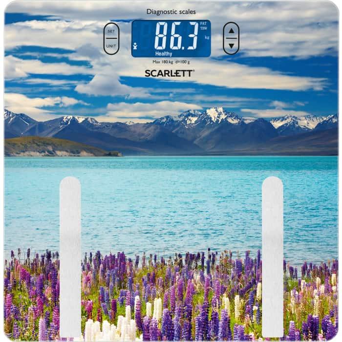 Весы напольные Scarlett SC-BS33ED11 Озеро